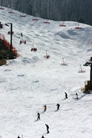 GSM skiing Snow Skiing Resorts Open in NC and TN Mountains