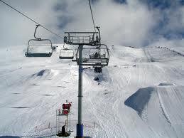 snowskiing Cataloochee Ski Area Open!