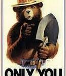 smokeythebear 130x150 Smokey The Bear Turns 70!