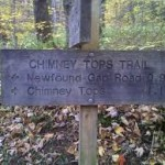 chimneytopsign 150x150 Chimney Tops Trail Reopens After Restoration Completed