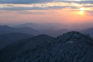 coldmountaintopview 300x200 Smoky Mountain Snowdown: A Winter Heritage Festival