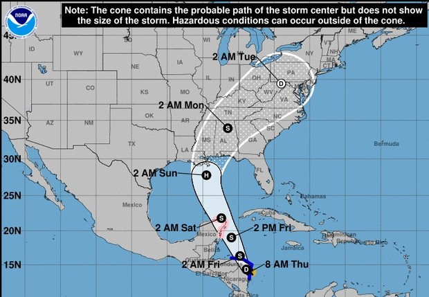 tropical storm nate GSMNP Prepares For Tropical Storm Nate
